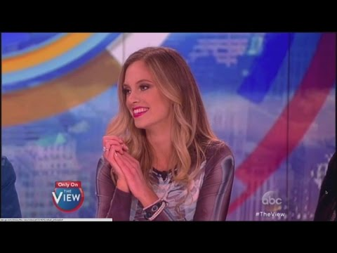 'The View' Calls Out 'Dear Fat People' Video Star Nicole Arbour On Air