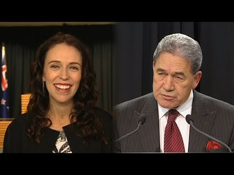 Ardern has 'absolutely no concerns' about Winston Peters running NZ while she's on maternity leave