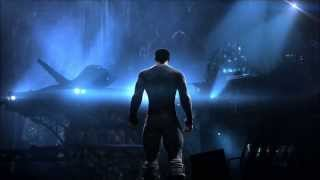 Batman: Arkham Origins - Suit Up [cutscene]