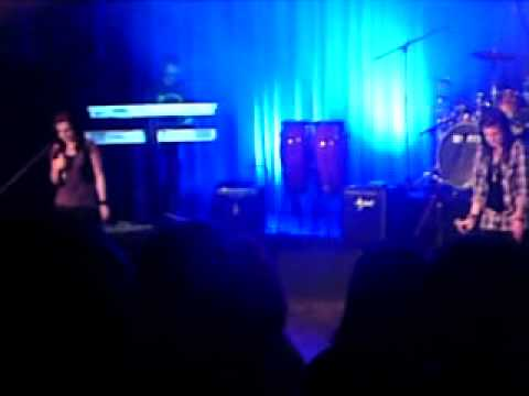 Sinje & Jani singing it's my life (Ballade)