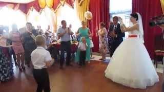 Свадебное поздравление от племянника!