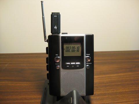 DigitNow! Cassette/Radio 2 USB/SD Recorder