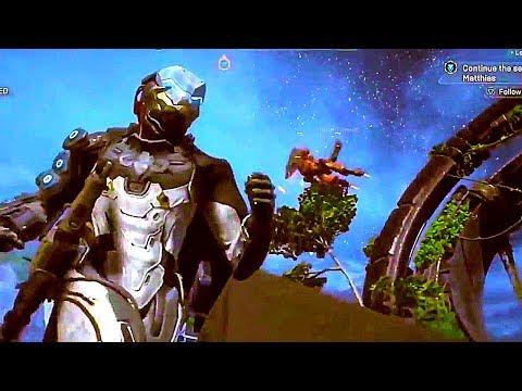 ANTHEM - NEW Gameplay Demo (Paris Games Week 2018)