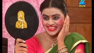 Konchem Ishtam Konchem Kashtam - Indian Telugu Story - Epi 30 - Zee Telugu TV Serial - Recap