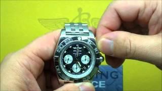 Breitling Chronomat B01 01 Video Review #2
