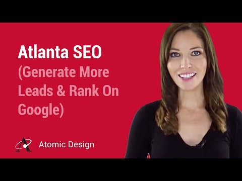 Atlanta SEO Company (START Ranking in 2018!)