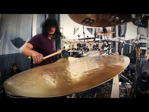 [Drum Cam] BURGERKILL - Under The Scars (live at JOGJAROCKARTA 2017)
