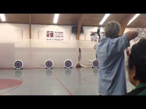 Graceway Academy Archery Tournament February 14, 2015