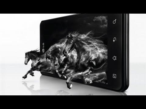 LG Optimus 3D Max (první pohled)