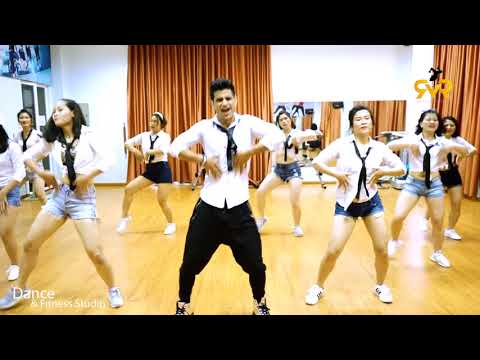 1, 2, 3 Sofia Reyes (feat. Jason Derulo & De La Ghetto) ZUMBA DANCE| EASY STEPS | WITH VISHAL