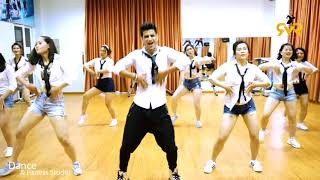 1, 2, 3 Sofia Reyes (feat. Jason Derulo & De La Ghetto) ZUMBA DANCE  | EASY STEPS | WITH VISHAL Video