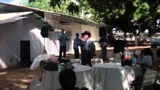 Roberto Acevedo en vivo con Audiosonido Gómez