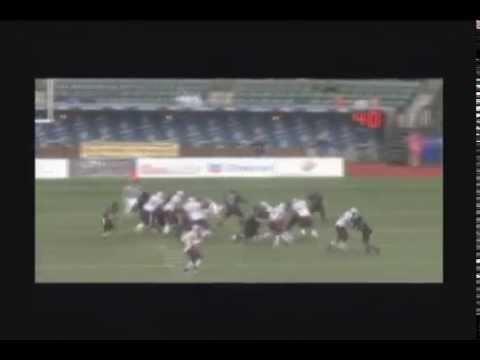 Ryan Pedersen Portland State University Football