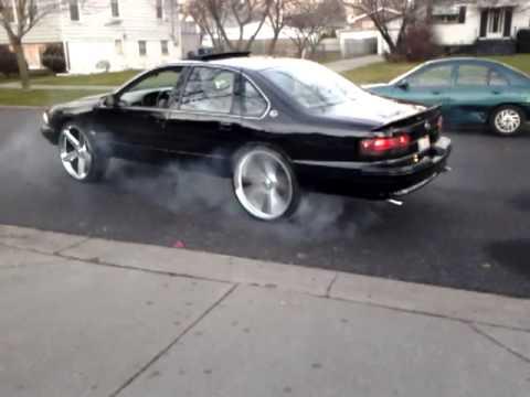2011 Impala On 24s >> Impala ss on 26' irocs | Doovi