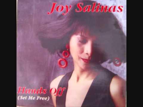 JOY SALINAS - Hands Off (Winter 1993-1994)