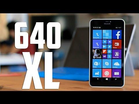 Microsoft Lumia 640 XL, Review en español