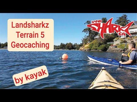 Landsharkz Kayaking Geocaching Adventures!