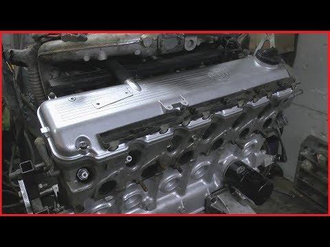 Сборка двигателя Бмв Е34 М20.Bmw M20b20 E34