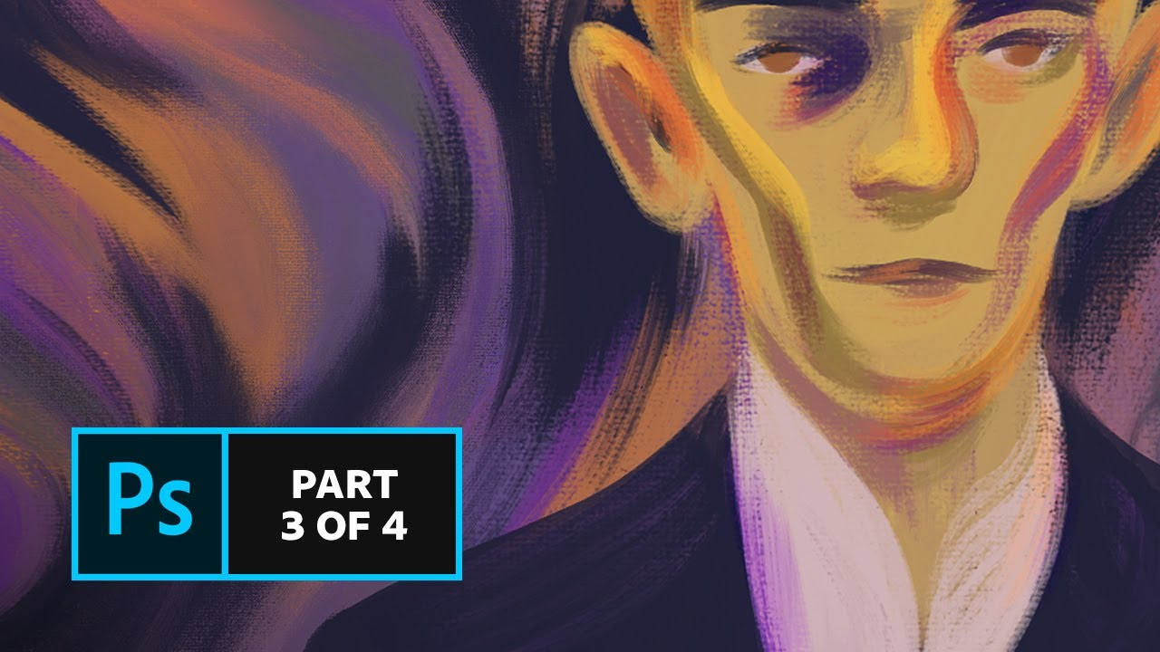Paint like a Master in Photoshop CC | Adobe Creative Cloud