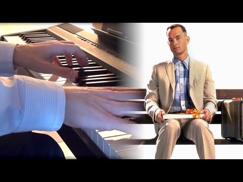 Alan Silvestri - I'm Forrest... Forrest Gump (Feather theme) - piano cover