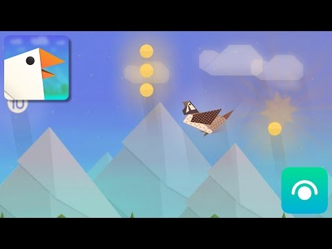 Paper Wings - Gameplay Trailer (iOS, Android)