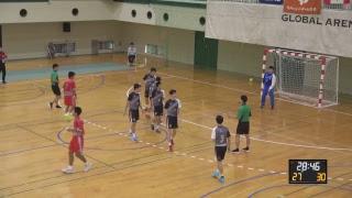 決勝トーナメント1回戦 ① 神戸国際 vs 香川中央