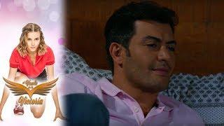 Raúl se da cuenta que está enamorado de Victoria   El vuelo de la victoria - Televisa