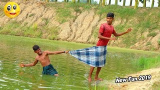 Indian New funny Video😄-😅Hindi Comedy Videos 2019-Episode-57--Indian Fun || ME Tv