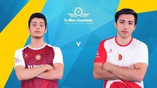 CS:GO - Tunisia vs. Turkey [Train - Map 1] - Lan Finals TWC 2016