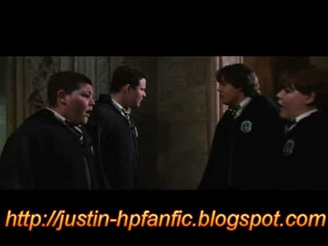 13 Crabbe and Goyle meet Ron and Harry dressed like them after waking up from the sleeping draught