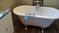Bathroom Design & Installation by Bluwater Interiors