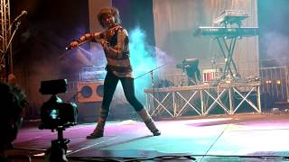Italy NovaAria 2012 Lindsey Stirling Antigravity