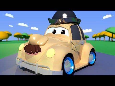 Çocuklar Için Araba Garajı - Henry Oyuncak Hikayelerinden PATATES KAFA Oluyor - Araba çizgi Filmi