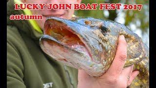 LUCKY JOHN BOAT FEST 2017 AUTUMN!!!!!!