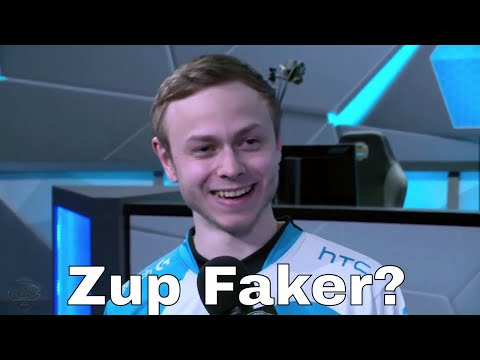 C9 Jensen has a new message for Faker | Ovaltine and Patty Cake