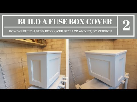how to build a fuse/consumer unit