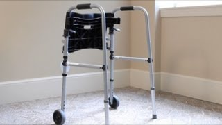 How To Use A Walker To Prevent Falls