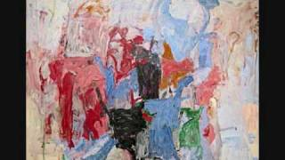 Meditation on 'Room 112' by Philip Guston