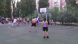"Баскетбол 3Х3. ""NAMIV SUMMER CUP"" 2019. За 3-е место. ""Новая Каховка"" - ""Орлы"""