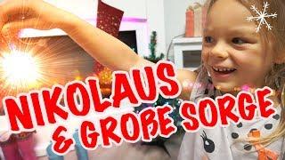 GROßE SORGE UM JUNA | NIKOLAUS-VLOG