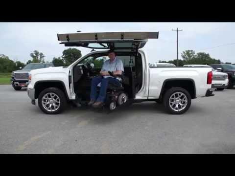 ATC 45 Degree Wheelchair Lift