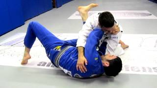 Bottom Side Control Submission - Richmond BJJ Academy - December 2012 Technique of the Month