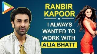 "Ranbir Kapoor: ""I always wanted to work with ALIA BHATT &…"" | Twitter Fan Questions | Sanju"
