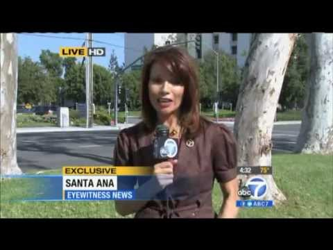 Woman's shorts catch fire after filling pockets with rocks from Beach that exploded ! (May 18, 2012)