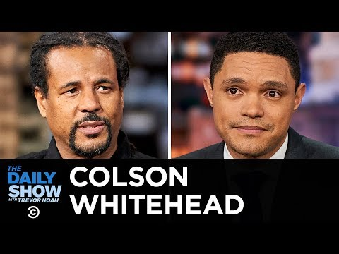 """Colson Whitehead - Viewing Trauma Through a Personal Lens in """"The Nickel Boys"""" 