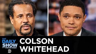 """Colson Whitehead - Viewing Trauma Through a Personal Lens in """"The Nickel Boys""""   The Daily Show"""