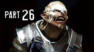 Middle Earth Shadow of Mordor Walkthrough Gameplay Part 26 - Fire Water (PS4)
