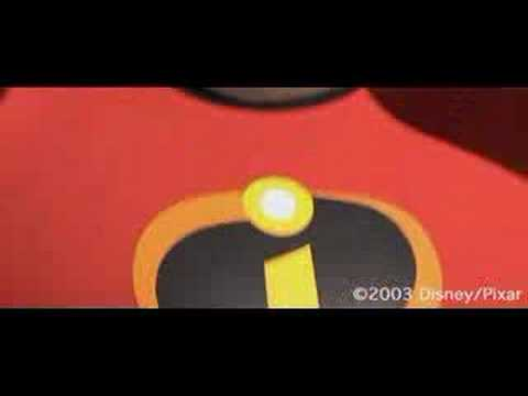 Thumbnail: The incredibles - Unreleased Trailer