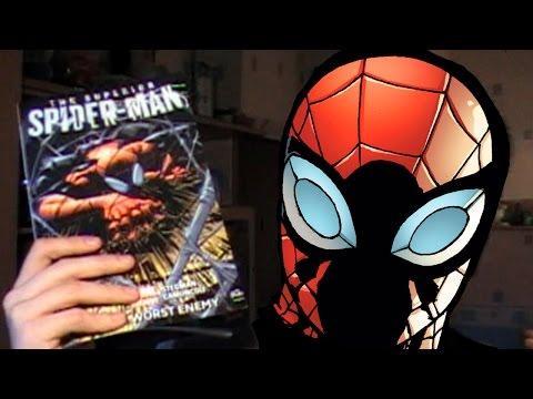 Комикс обзор(review) Superior spider-man #9
