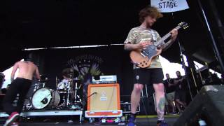 "The Story So Far ""All Wrong"" Live 2014 Vans Warped Tour"